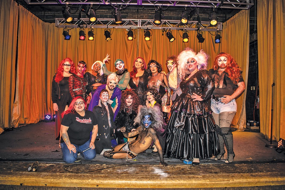 Drag-o-Ween - PHOTO BY ARGONIA PHOTOGRAPHY