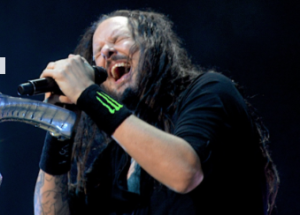 Korn performing at Blossom in 2016. - JOE KLEON