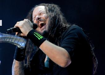 Korn performing at Blossom in 2016. - JOE KLEON