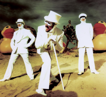Primus will bring its Rush tribute to town in September. - CHAPMAN BAEHLER