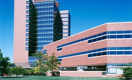 Cleveland Clinic - W.O. WALKER BUILDING IN UNIVERSITY CIRCLE