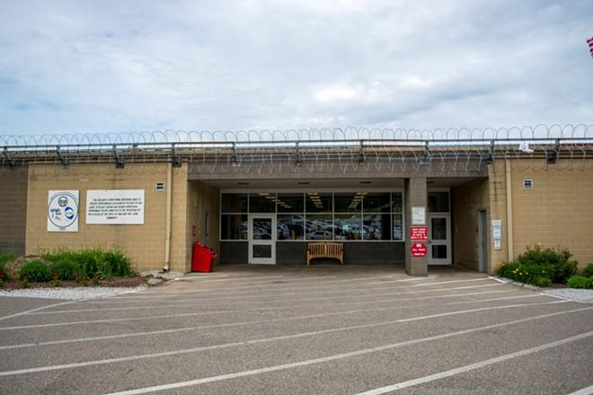 Belmont Correctional Institution - COURTESY ODRC
