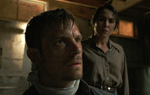 Joel Kinnaman and Noomi Rapace in The Secrets We Keep - BLEEKER STREET
