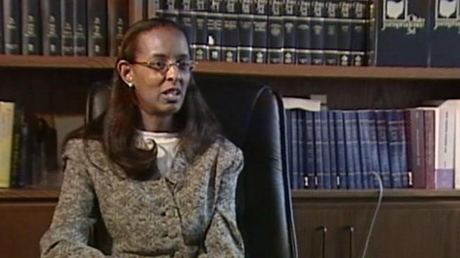 Former Cleveland Municipal Court Judge Angela Stokes - FOX 8/YOUTUBE