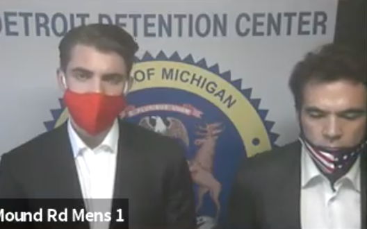 JACOB WOHL AND JACK BURKMAN WERE ARRAIGNED IN THE 38TH DISTRICT COURT IN MICHIGAN