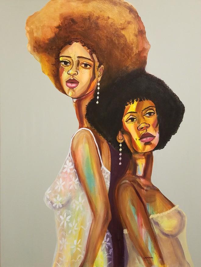 'SHARED DAYDREAM' BY LESANDRA ROBINSON