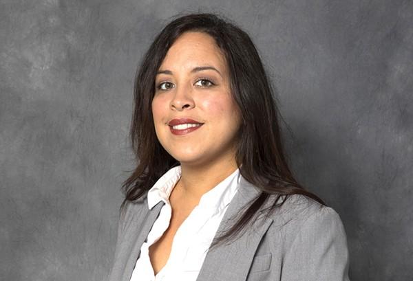Ward 14 Councilwoman Jasmin Santana - PHOTO BY KARIN MCKENNA