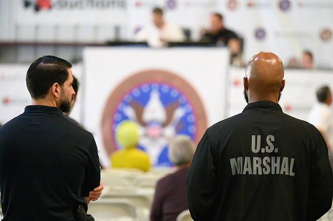 U.S. MARSHALS OFFICE OF PUBLIC AFFAIRS/FLICKRCC