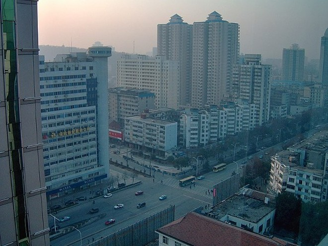 The world learned about COVID-19 in the wake of a cluster of cases in Wuhan, China. But in time, reports suggested the virus may have gained a foothold elsewhere. - WIKIMEDIA COMMONS/ S. FOGARTY