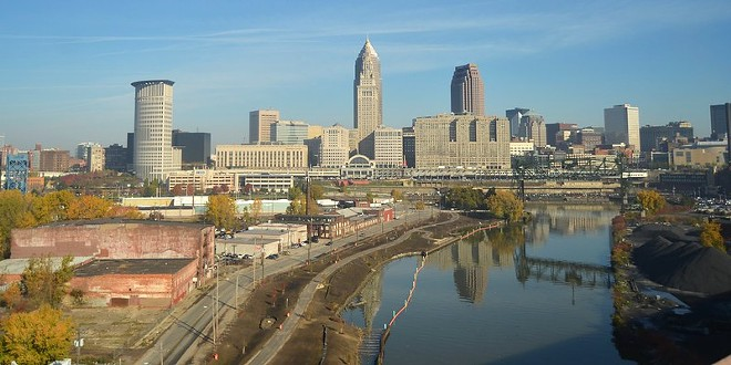 Cleveland could benefit from public banking - ERIK DROST/FLICKRCC