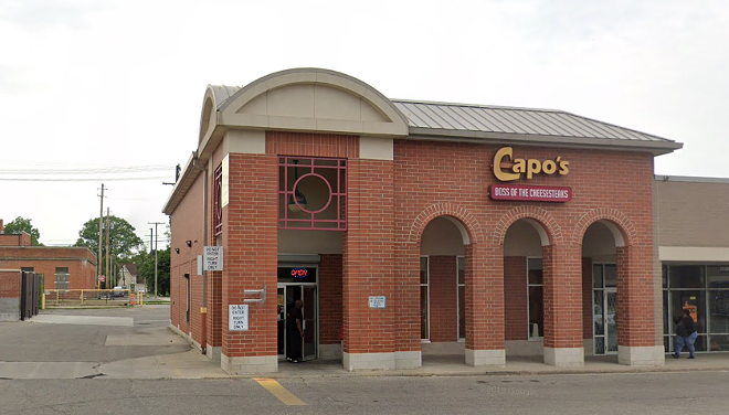 Capo's Steaks in Glenville. - GOOGLE MAPS
