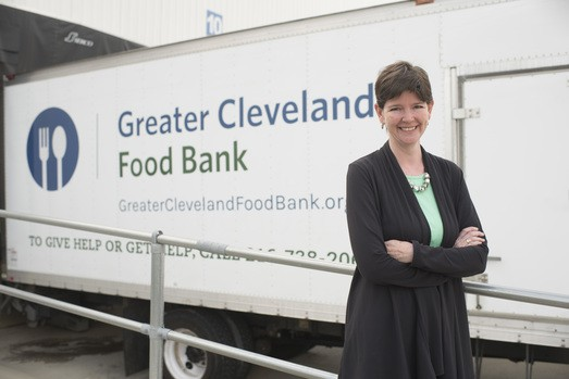 CEO Kristen Warzocha - GREATER CLEVELAND FOOD BANK