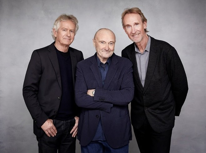 Genesis has a Cleveland date on its North American tour - COURTESY PHOTO