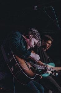 Christian singer-songwriter Chris Renzema. - HOGANSON MEDIA RELATIONS