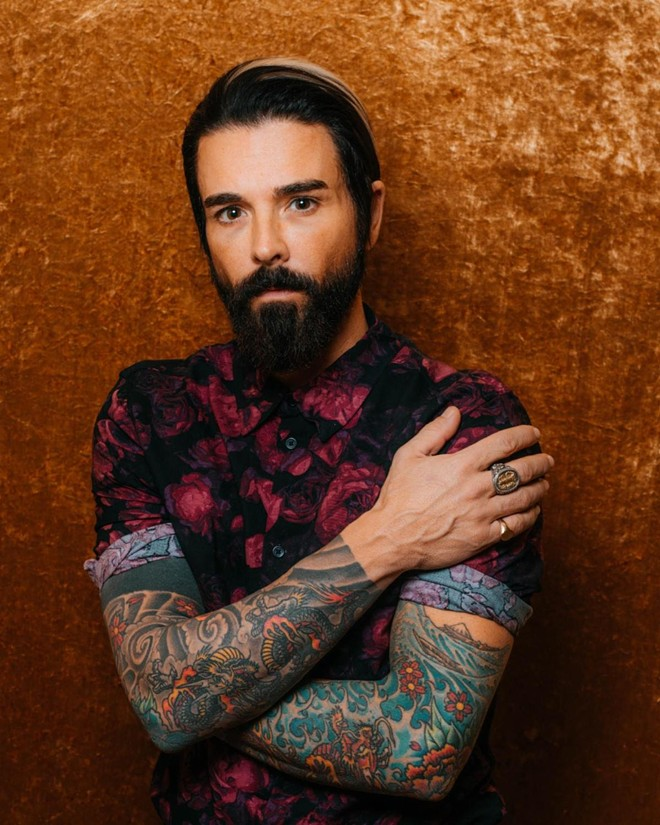 Dashboard Confessional will play unplugged this fall. - LUPE BUSTOS