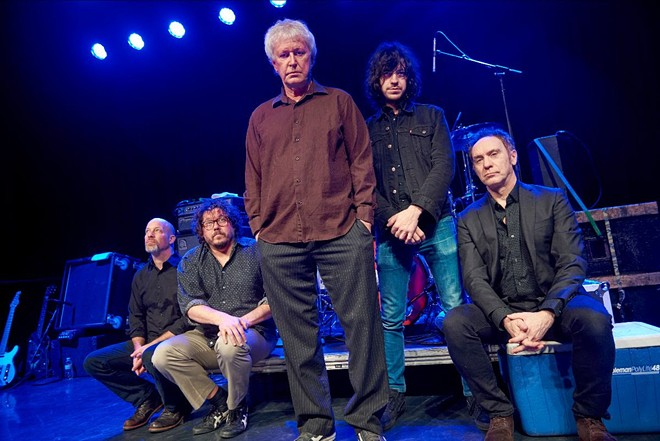 Indie rockers Guided by Voices. - TELL ALL YOUR FRIENDS PR