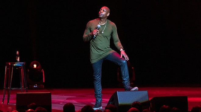 If you want to put Dave Chappelle and Yellow Springs on your summer calendar you better act fast - RAPH_PH/FLICKRCC