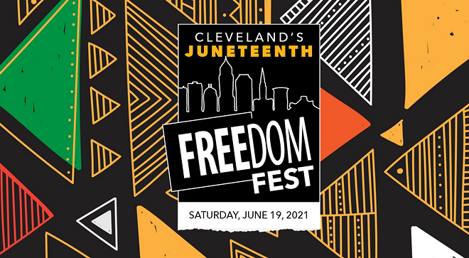 The first annual celebration happens on June 19 - JUNETEENTH FREEDOM FEST