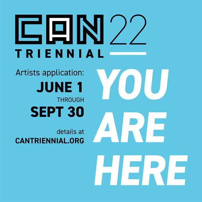 Can Triennial Info - CANTRIENNIAL.ORG