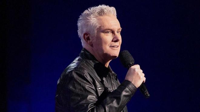 Comedian Brian Regan. - AKRONCIVIC.COM