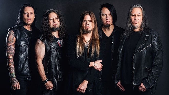 Queensryche. - COURTESY OF LIVE NATION