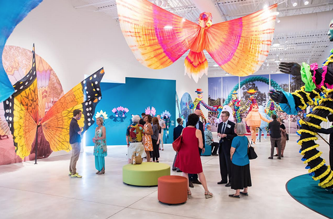 Cleveland Museum of Art Opens 'PIVOT,' the New Community Arts Center in the Clark-Fulton Neighborhood