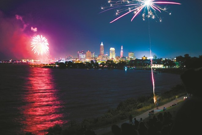 The Fourth of July is back in full firework force this year - ERIK DROST FLICKR/CC