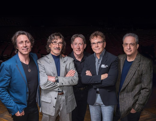 Donnie Iris & the Cruisers. - COURTESY OF THE KENT STAGE