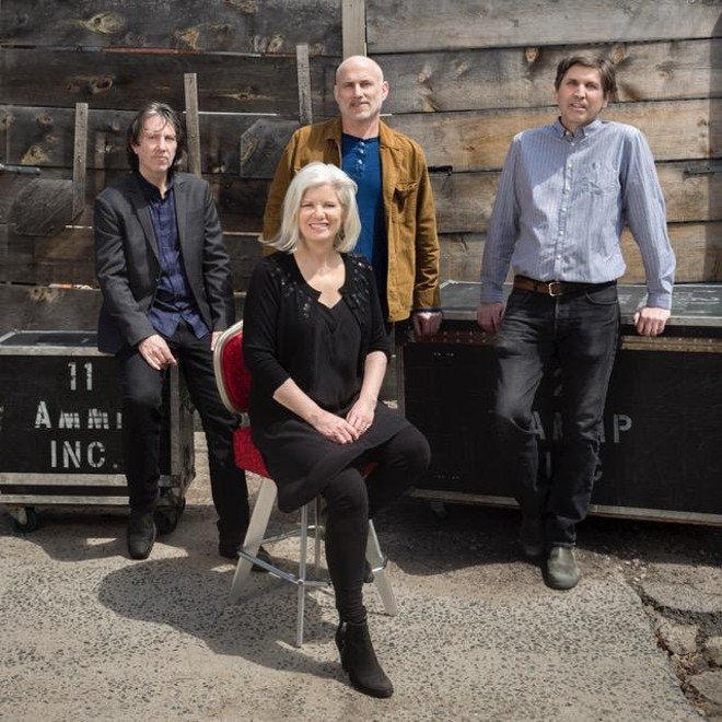 Cowboy Junkies. - COURTESY OF THE KENT STAGE