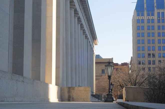 Ohio Statehouse - PHOTO BY JAKE ZUCKERMAN