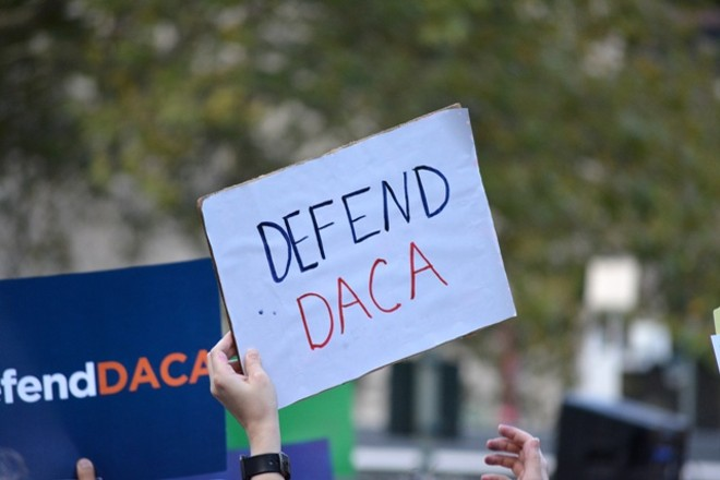 As of March 2020, an estimated 3,800 DACA recipients lived in Ohio. - ADOBESTOCK