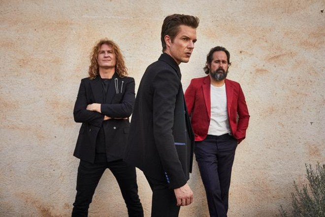 The Killers. - DANNY CLINCH