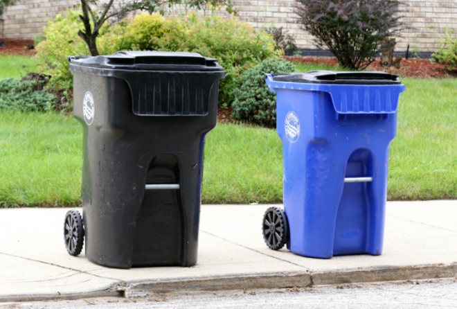 Recycling is back in Cleveland! Sort of! - CITY OF CLEVELAND