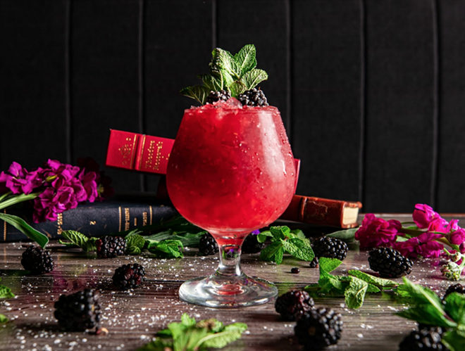 Cloak & Dagger's cocktails shine - PHOTO BY JOSH DOBAY PRODUCTIONS