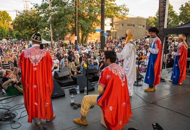 City Stages returns to Ohio City next week. - SCOTT SHAW PHOTOGRAPHY FOR THE CLEVELAND MUSEUM OF ART