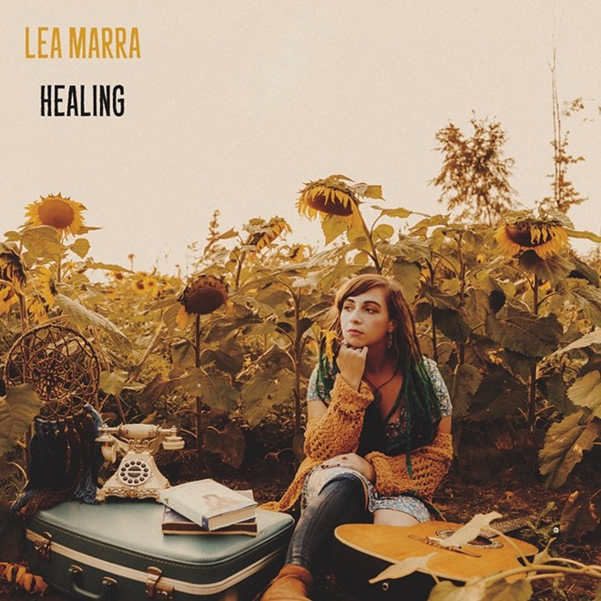 """""""Healing"""" is out this month - COURTESY THE ARTIST"""