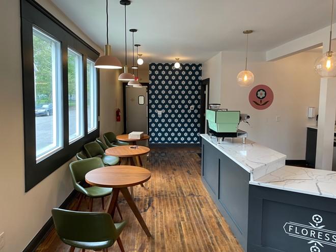 Floressa to open cafe in the Clark-Fulton neighborhood. - DOUGLAS TRATTNER