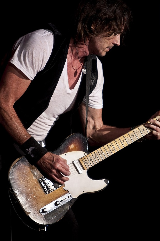 Actor and musician Rick Springfield. - COURTESY OF LIVE NATION