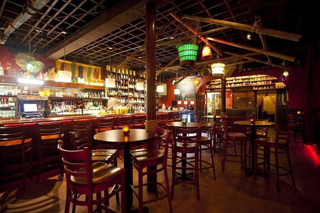 Porco Lounge has reopened in Ohio City. - SAM TWAREK