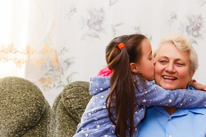 More than 200,000 children under 18 in Ohio live with grandparents or other relatives, an arrangement known as kinship care. - (ADOBE STOCK)