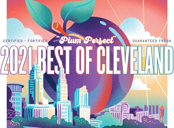The Best of Cleveland is here - ILLUSTRATION BY JORDAN KAY