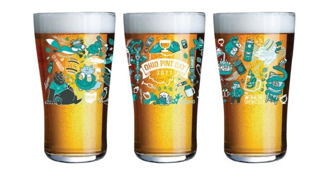 Grab a pint, get a glass - OHIO CRAFT BREWING ASSOCIATION