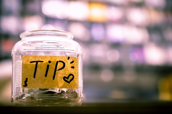Under the new rules, employers will face civil penalties of $1,100 when they keep employees' tips. - UNSPLASH / SAM DAN TRUONG