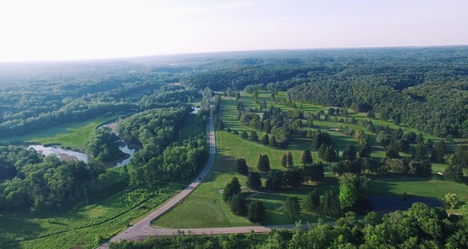 Soon to be part of the Cuyahoga Valley National Park - BRANDYWINE COUNTRY CLUB FB