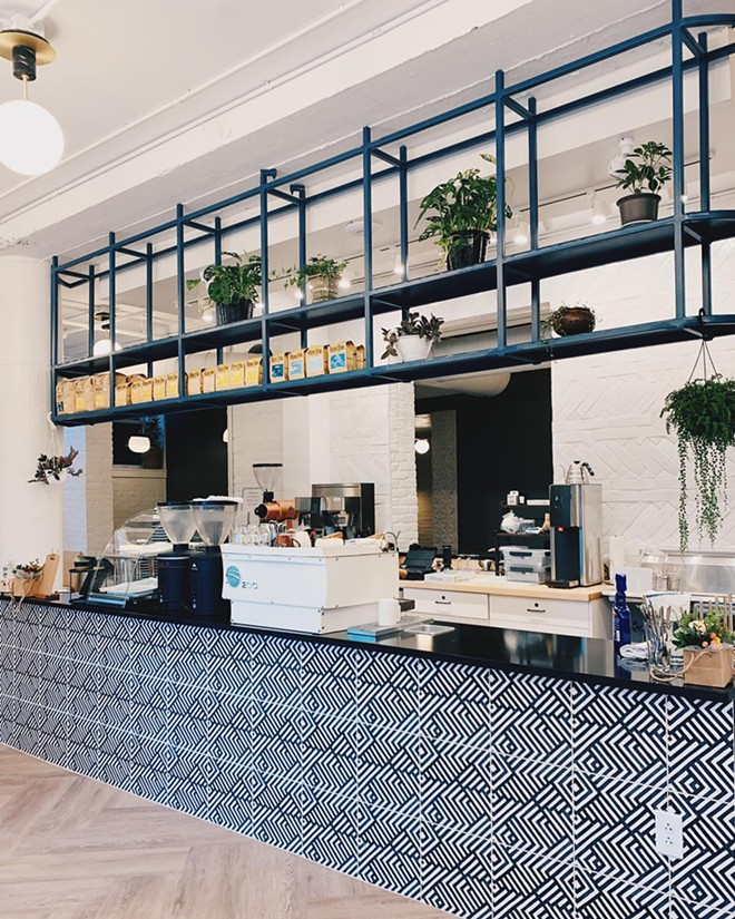 Rising Star Coffee opens its seventh cafe tomorrow in Tremont. - COURTESY RISING STAR COFFEE