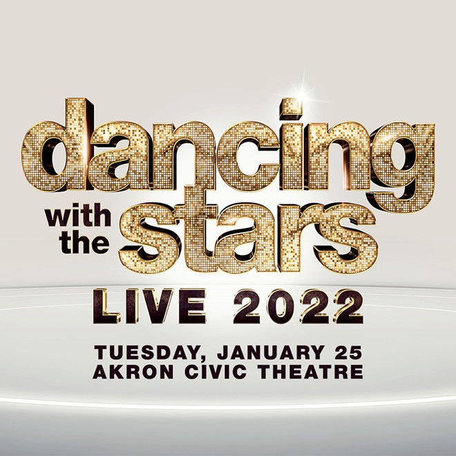 Poster art for Dancing with the Stars upcoming tour. - COURTESY OF LIVE NATION