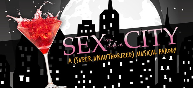 Poster for the Sex 'n' the City parody. - PLAYHOUSESQUARE.ORG