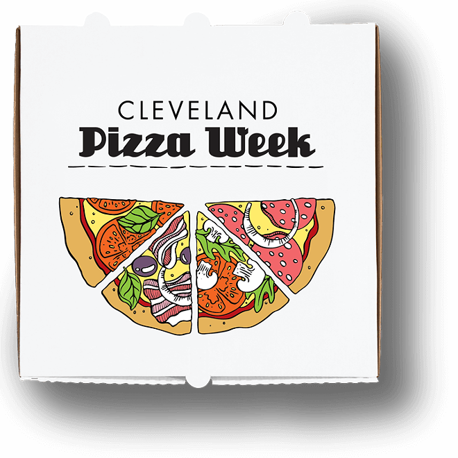 The pizza party returns in November - CLEVELAND PIZZA WEEK