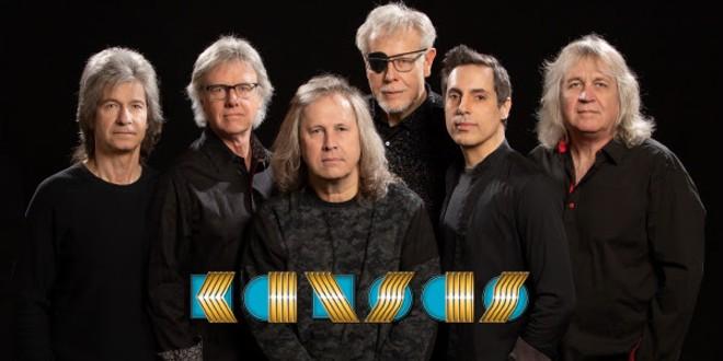 Classic rockers Kansas. - COURTESY OF PLAYHOUSE SQUARE
