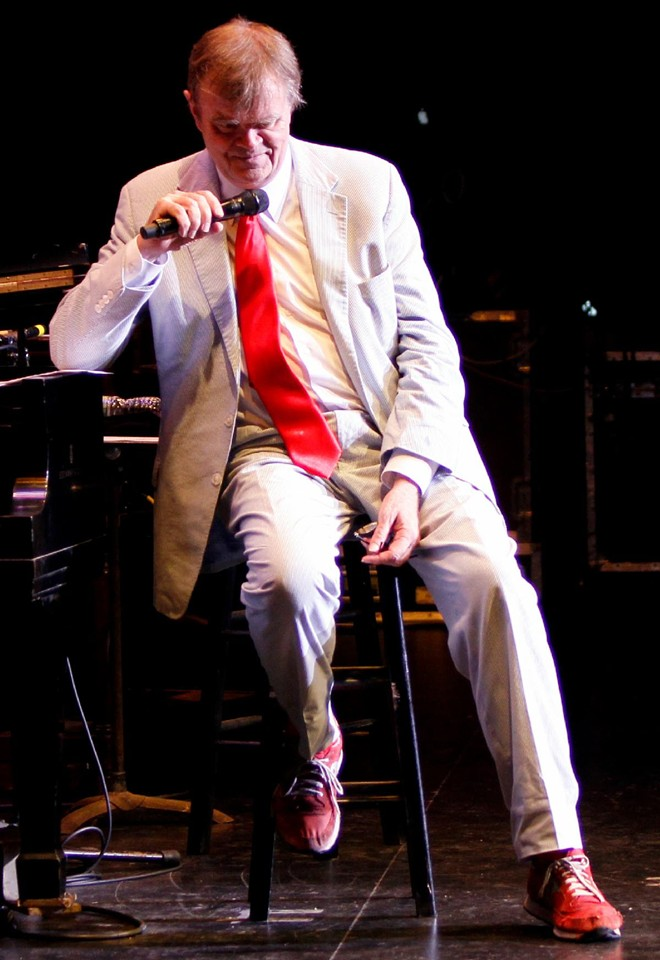 Garrison Keillor. - COURTESY OF THE KENT STAGE